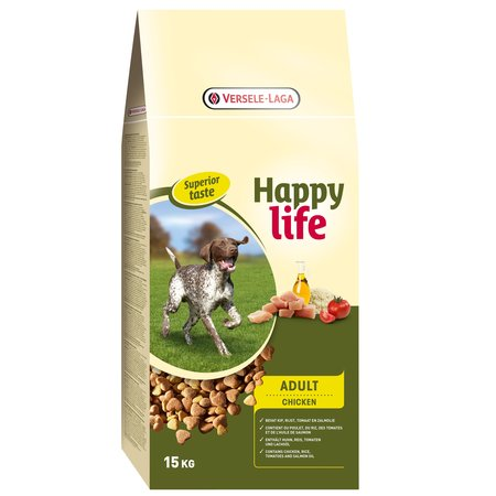BENTO HAPPY LIFE ADULT CHICKEN 15KG