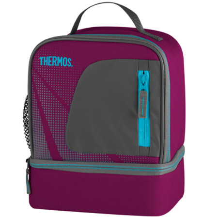 THERMOS KOELTAS LUNCHKIT RADIANCE DUAL COMP. ROZE