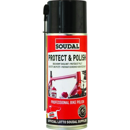 SOUDAL BIKE PROTECT & POLISH 400ML