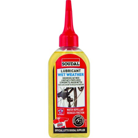 SOUDAL BIKE WET WEATHER LUBRICANT 100ML