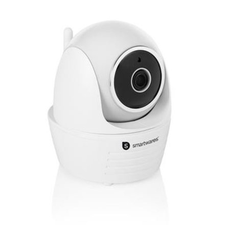 IP CAMERA SMARTWARES INDOOR P/T 1080P HD  8M NIGHT