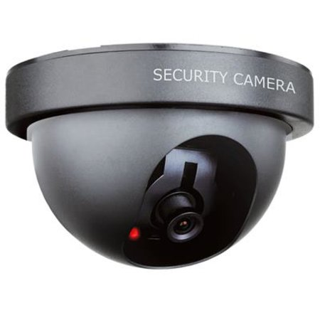 CAMERA SMARTWARES DUMMY MET LED LAMPJE DOME