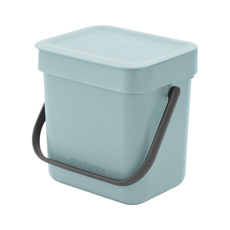 BRABANTIA AFVALEMMER SORT & GO 3L MINT