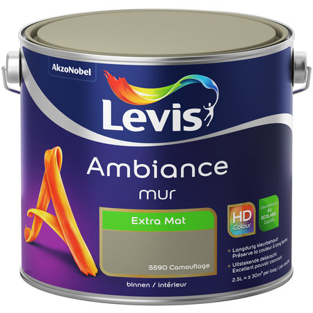 AMBIANCE MUUR EXTRA MAT 5590 2.5L