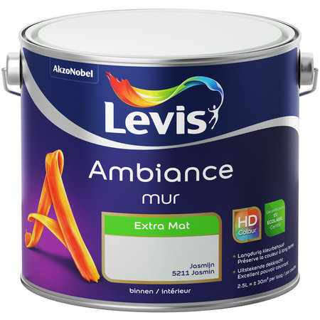 AMBIANCE MUUR EXTRA MAT 5211 2.5L