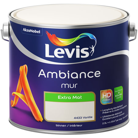 AMBIANCE MUUR EXTRA MAT 4433 2.5L