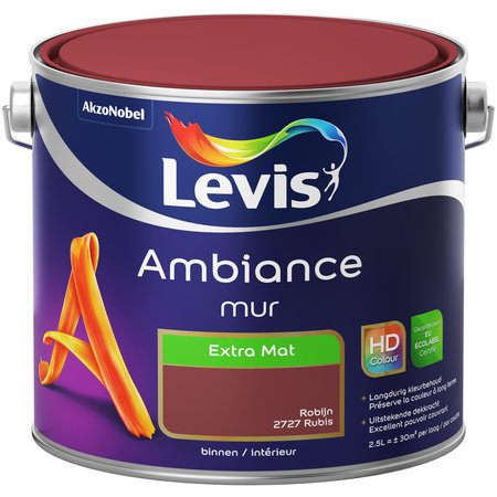 AMBIANCE MUUR EXTRA MAT 2727 2.5L