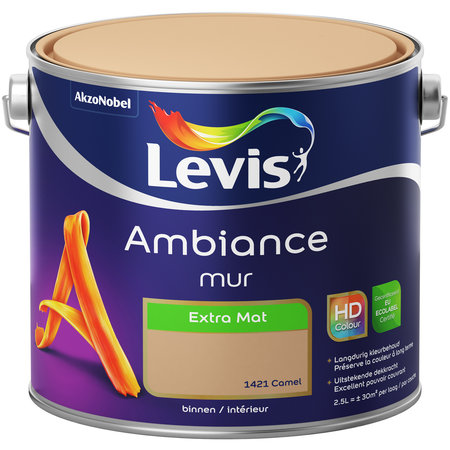 AMBIANCE MUUR EXTRA MAT 1421 2.5L