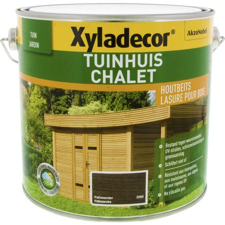 XYLADECOR TUINHUIS PALISSANDER 2.5L