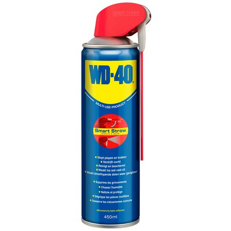 WD-40 MULTISPRAY 450ML SMART STRAW